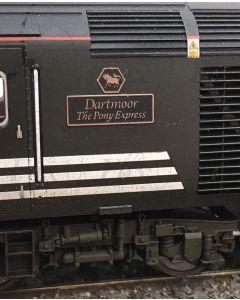 43158 Dartmoor The Pony Express