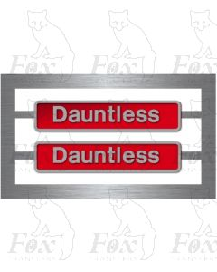 50048 Dauntless