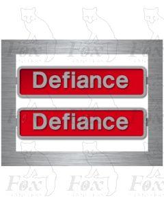 50049 Defiance