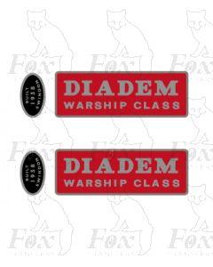 D813 DIADEM