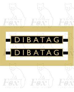 1033  DIBATAG