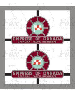 D232 EMPRESS OF CANADA