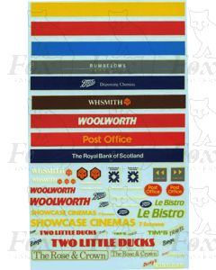 Shop Fascias 2