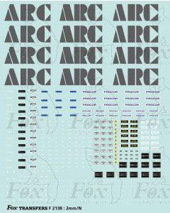 ARC Complete Livery Pack (PTA/JUA/JTA)