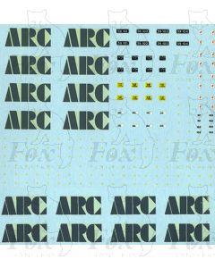 ARC Class 59/1 Loco Livery Pack