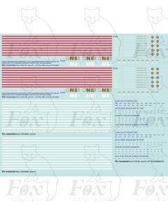 GNER HST FULL TRAIN PACK (2+8)