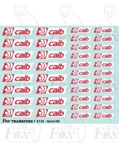 Caib Logos
