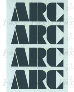 ARC Aggregate Box Wagon Logos