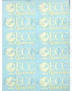 ECC Quarries PGA Hopper (unofficial) Logos