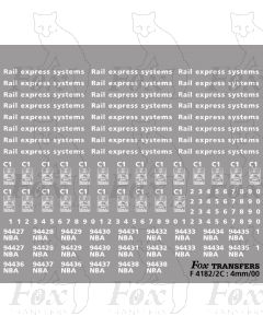 Res NBA vans Logos/Detailing (94427-94438)