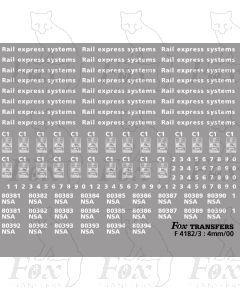 Res NSA vans Logos/Detailing