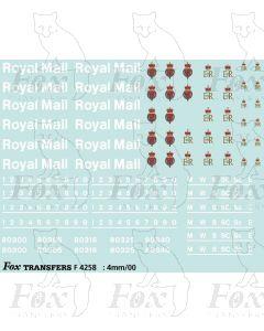 Royal Mail Branding/Crests
