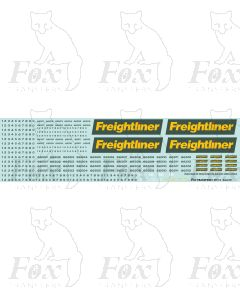 Freightliner Class 66 Livery Elements