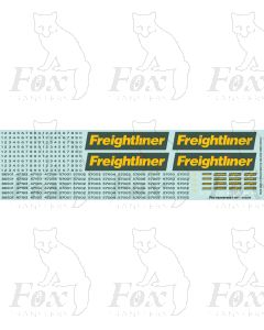 Freightliner Livery Elements Classes 47/57/86
