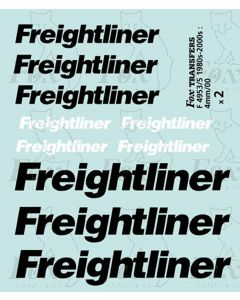 Freightliner container logos