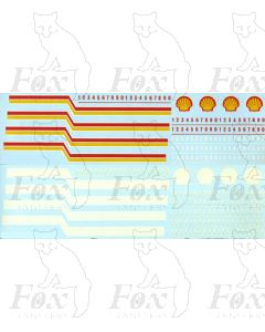 Shell Tanker Livery Elements