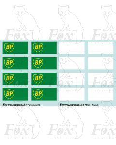 BP Tanker Livery Logos with CIPs