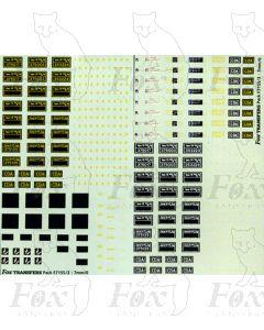 ECC International CDA Hopper small details