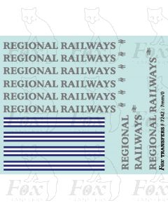 Regional Railways Large Logos and Linking Devices