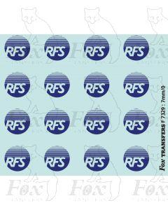 RFS Locomotive Motifs and Lining