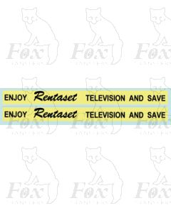 ENJOY Rentaset TELEVISION AND SAVE