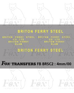 BRITON FERRY STEEL