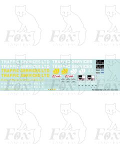 Traffic Services Hopper Elements