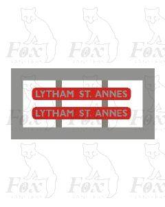 45022 LYTHAM ST. ANNES