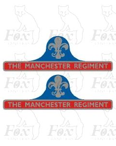 45039 THE MANCHESTER REGIMENT