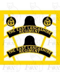 4-6-0  THE EAST LANCASHIRE REGIMENT