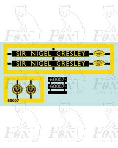 60007  SIR NIGEL GRESLEY