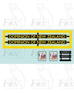60013  DOMINION OF NEW ZEALAND