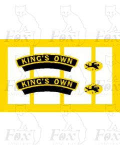 46161 KING'S OWN