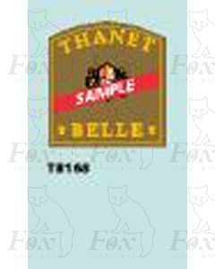 Tailboard - THANET BELLE Multi-coloured