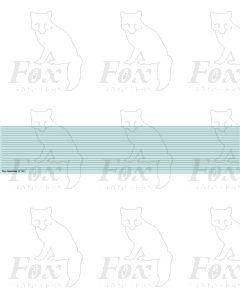 Lining in black - Ultra Fine lines, 312mm x 0.15mm