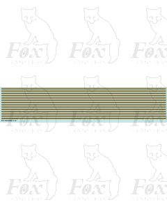 Lining in gold - 298mm x 2.5mm