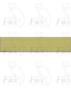 Lining in yellow - 298mm x 1.5mm