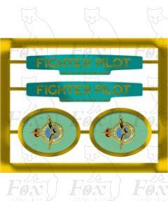 21C155 FIGHTER PILOT
