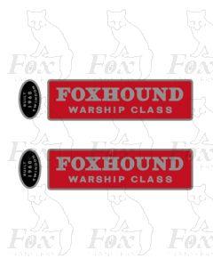 D817 FOXHOUND