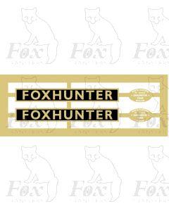 60134  FOXHUNTER