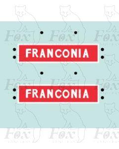 40020 FRANCONIA