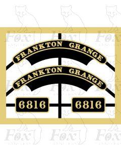 6816 FRANKTON GRANGE