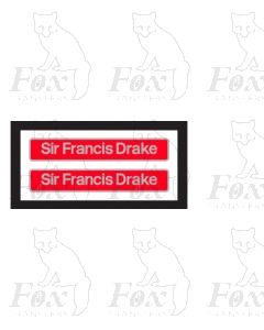 87016 Sir Francis Drake