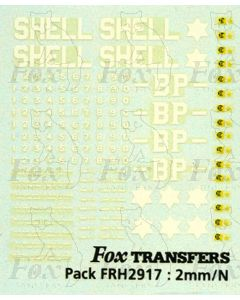 Shell-BP Livery Elements for Class B tanks