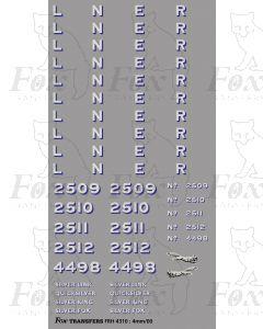 LNER Silver Streamliners