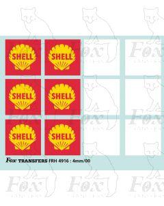 Shell Tanker Emblem