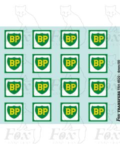 BP Tanker Emblems