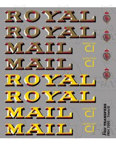 Royal Mail Brandings