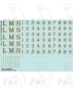 LMS Loco graphics 1927-late 1930