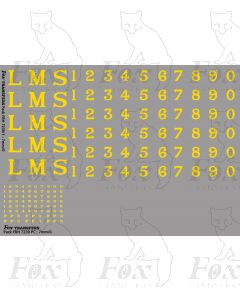 LMS Loco graphics 1927-late 1930s